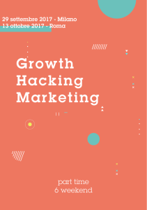 Growth Hacking Marketing - TAG Innovation School