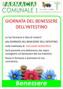 Benessere intestino - farmaciacameritrecate.it