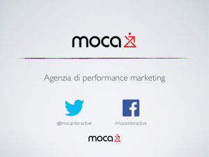 Agenzia di performance marketing