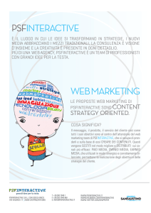 PSFinteractive WeB MarKetinG
