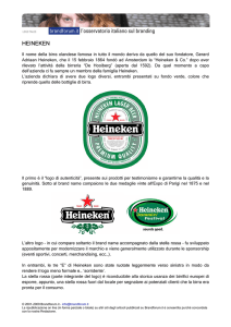 heineken - Brandforum.it