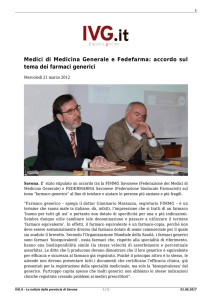Stampa - IVG.it