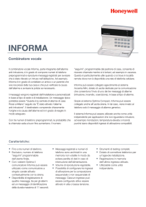 informa - Honeywell Security