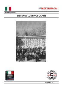 sistema luminosolare