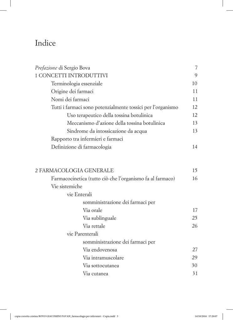 Indice Dei Farmaci.Indice Cleup
