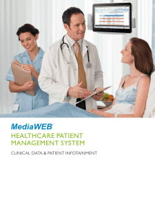 healthcare patient management system