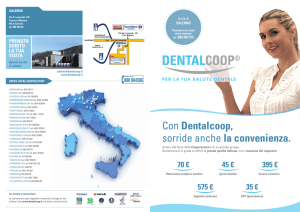 Con Dentalcoop, sorride anche la convenienza.