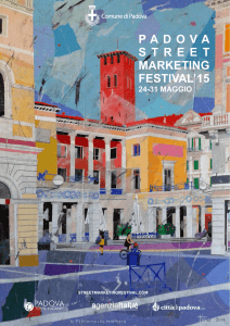 padova street marketing festival`15