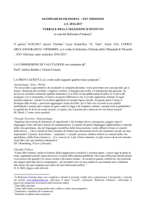 Schio (VICENZA) - Liceo Scientifico