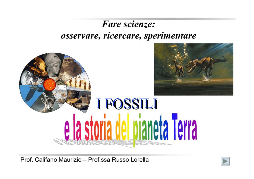 isotopi utilizzati per la datazione di fossili