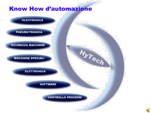 HyTech Know How d`Automazione Offresi