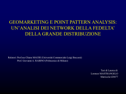 Point Pattern Analysis.