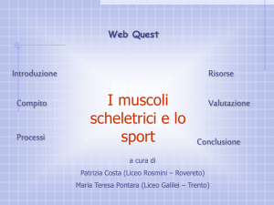 "Web Quest - Liceo Scientifico ""Galileo Galilei"""