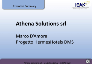 Athena Solutions srl