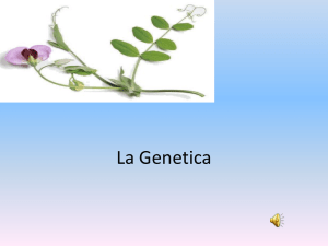 La Genetica - WordPress.com