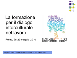 Diapositiva 1 - Platform for Intercultural Europe