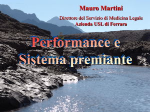 Performance e incentivaz.
