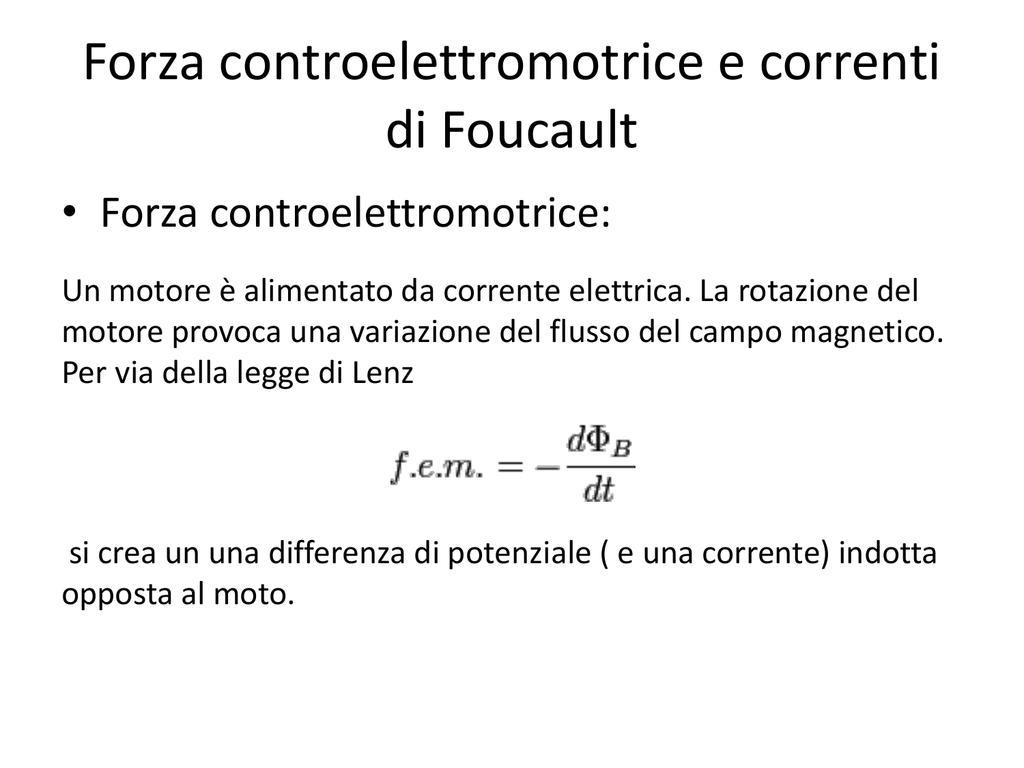CORRENTI DI FOUCAULT EPUB DOWNLOAD