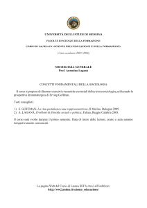 UNIVERSITA   DEGLI STUDI DI MESSINA