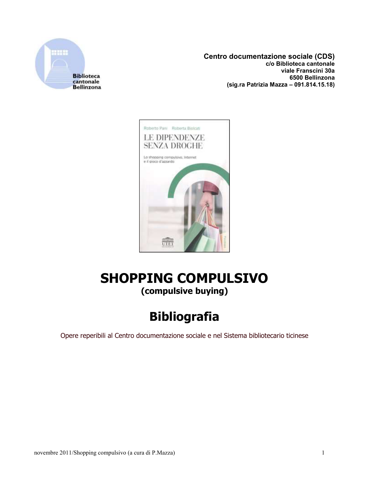 Shopping compulsivo (Autoaiuto per il benessere) (Italian Edition)