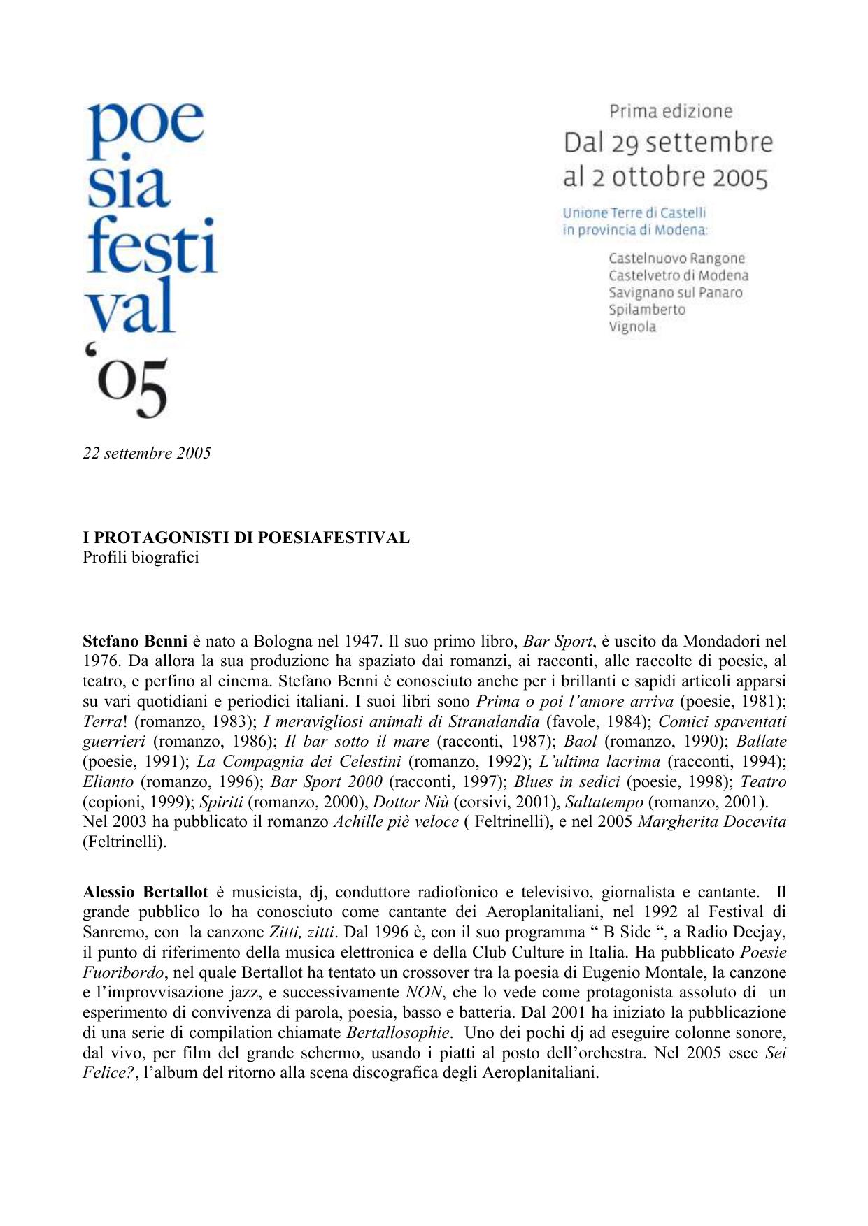 festival poésie trois rivières annuncio incontri roma
