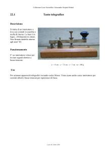 Schema Collegamento Bticino 5860 : Dimmer pulsanti