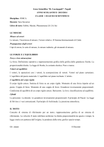 Liceo Scientifico - Liceo Caccioppoli