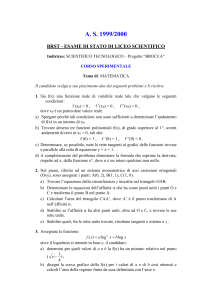 Liceo Scientifico P.N.I.