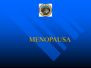 menopausa - Unime Group