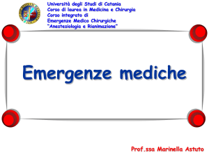 Emergenze mediche - Chaos Scorpion 2.0