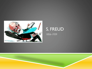 S. Freud - WordPress.com