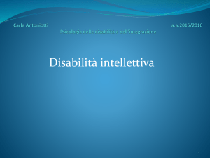 11-Disabilit. intellettiva