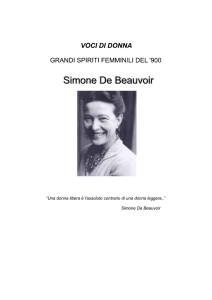 900: Simone De Beauvoir