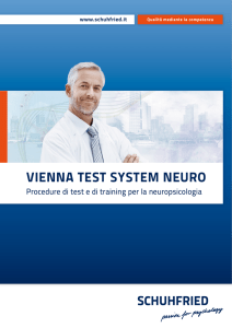 Vienna TesT sysTem neURO