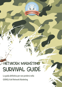 Network marketing survival - Network Marketing Academy