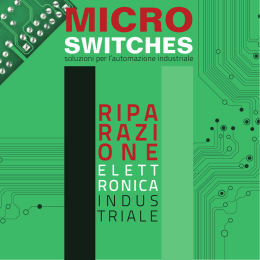 RIPA RAZI ONE - Micro Switches