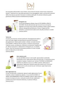 Dynamic Organic Beauty Prodotti