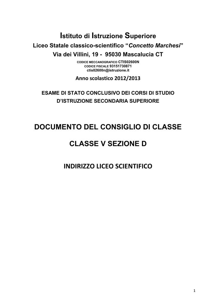 Esame di Stato conclusivo del primo ciclo di istruzione - Anno scolastico 2012/2013 (Italian Edition)