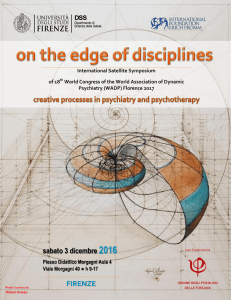 on the edge of disciplines