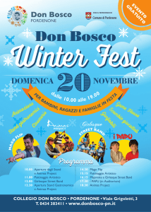 DOMENICA NOVEMBRE - Don-Bosco-PN