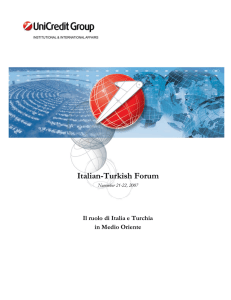 Italian-Turkish Forum
