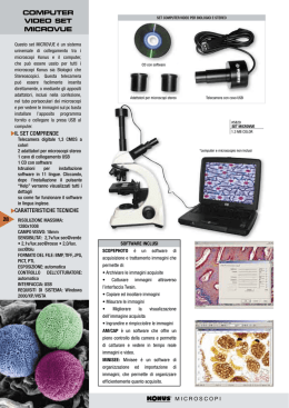 Konus catalogo Accessori e vetrini preparati per microscopi