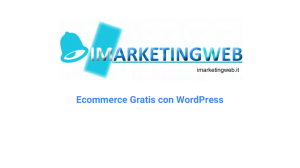 Ecommerce Gratis con WordPress