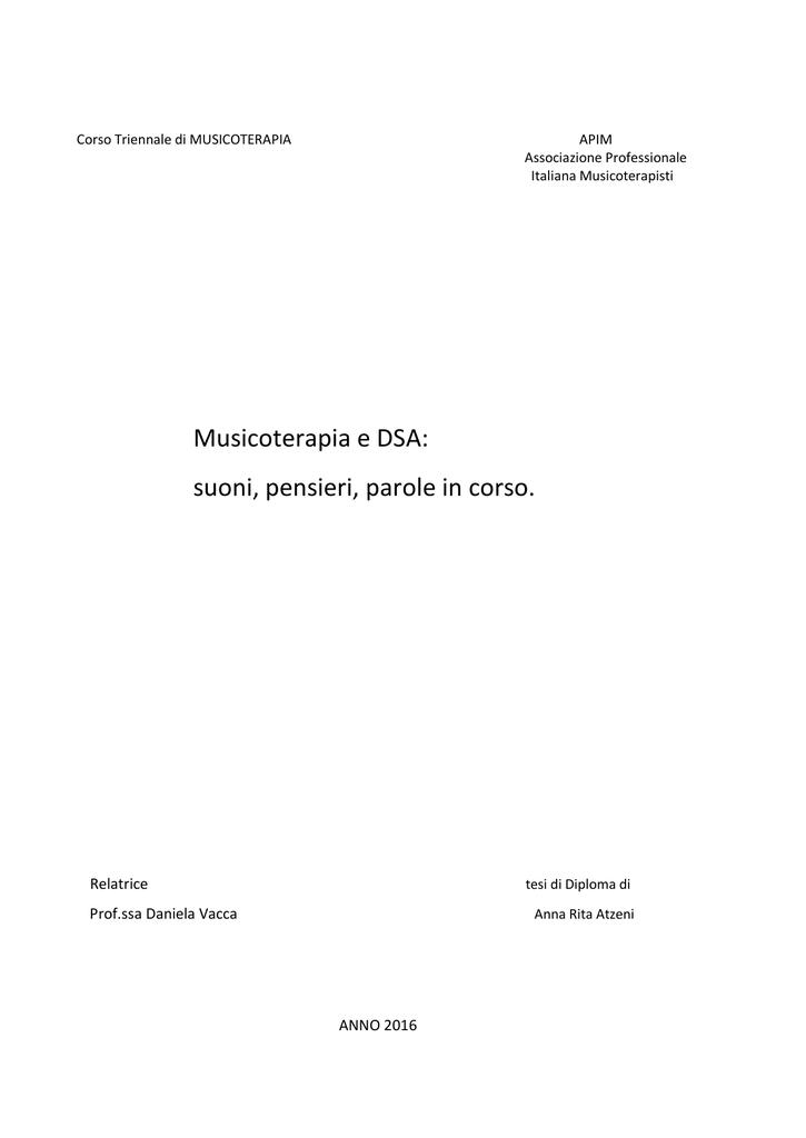 Scarica Pdf Musicoterapia