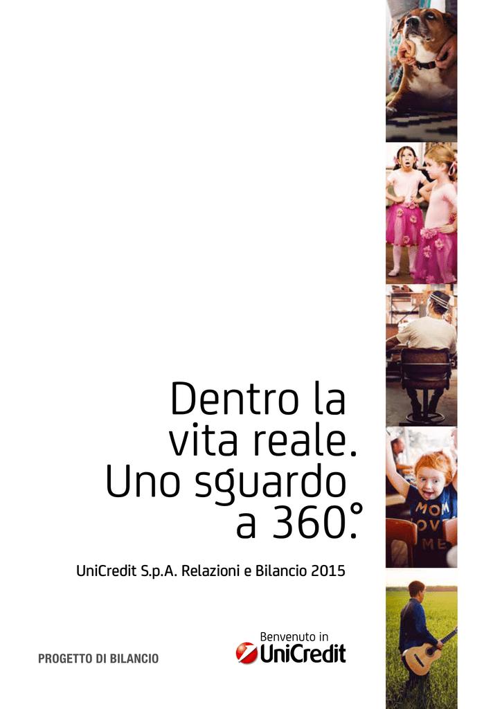 5026bad03a UniCredit S.p.A. Relazioni e Bilancio 2015