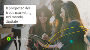 Il progresso del trade marketing nel mondo digitale