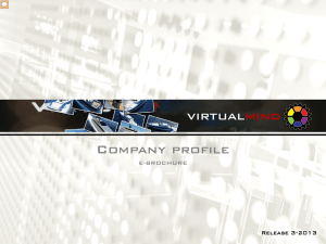 Company profile virtualmind