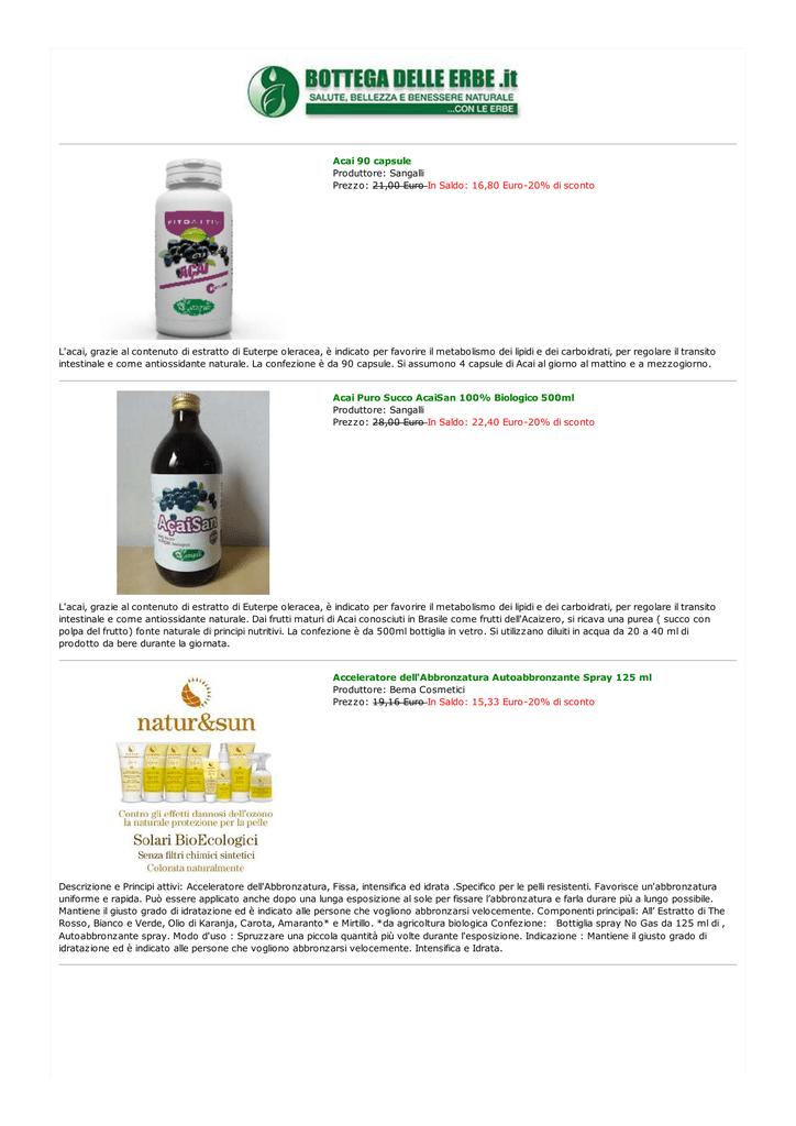 capsule naturali per la perdita di peso in cilegio