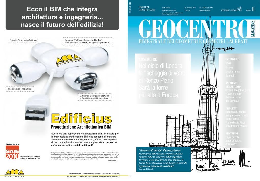 a35851c298 Geocentro Magazine