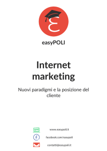Internet/ marketing/